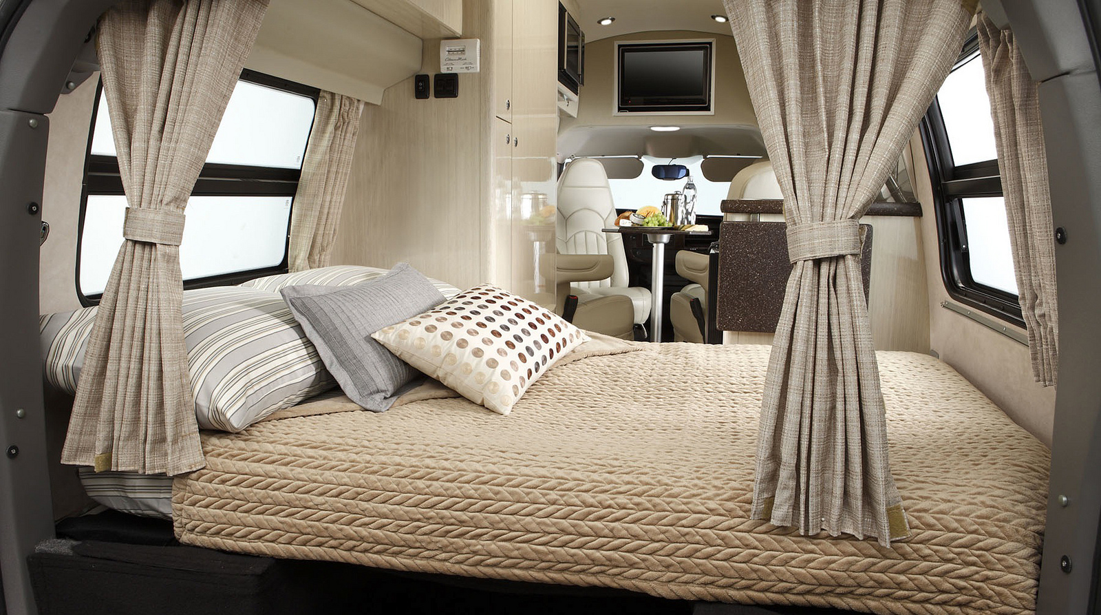 Airstream Avenue Interior